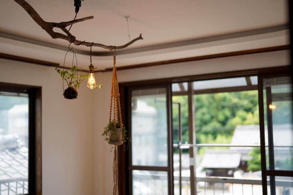 暮らす実験室 IKI 竹楽の部屋