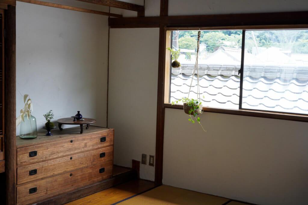 暮らす実験室 IKI 苔の部屋